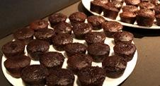 教站首策-在部落格的天地裏幸福玩味-蛙咖啡-巧克力布朗尼