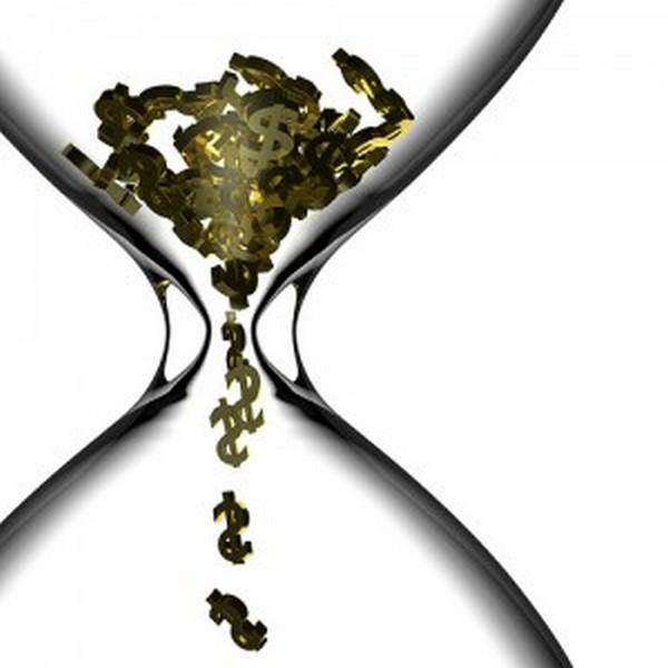 金錢就是時間 時間就是金錢 (圖片來源:ALFASO 法诗精密计时 电波钟博客) 牛村... 最