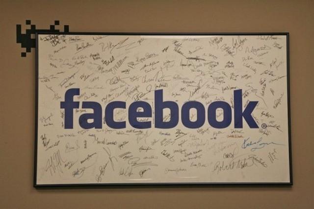 facebook辦公室