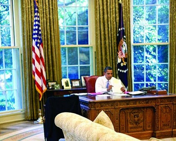 美國總統辦公室