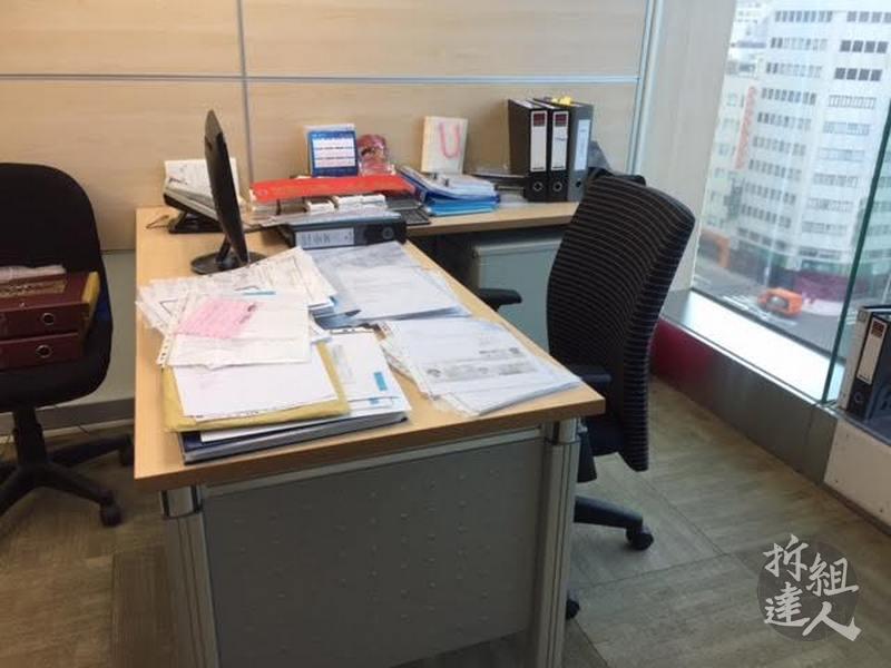 二手辦公家具,獨立桌,主管桌