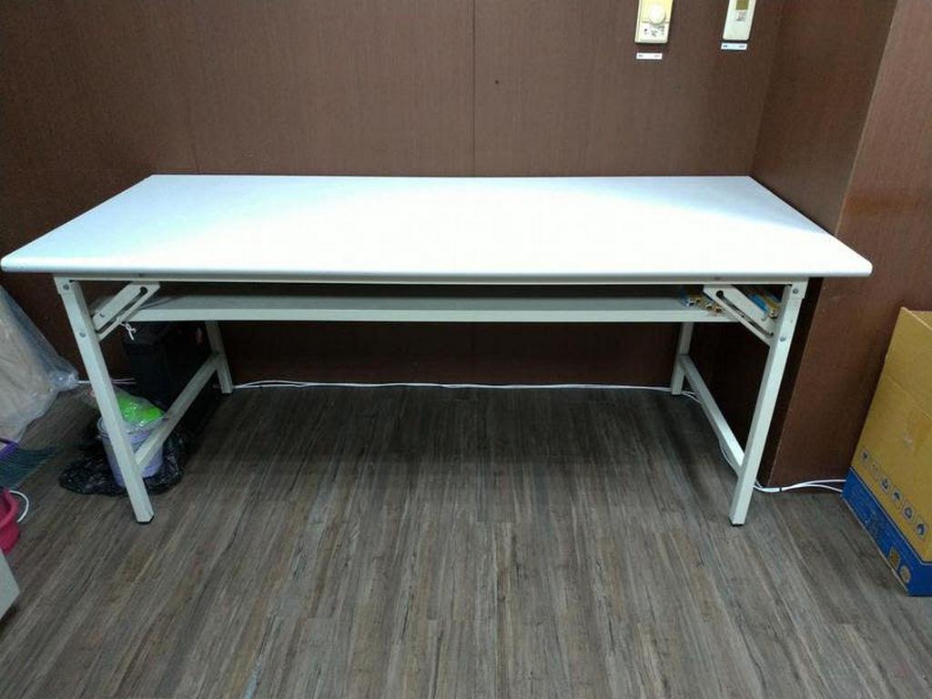 二手辦公家具,二手折合桌,