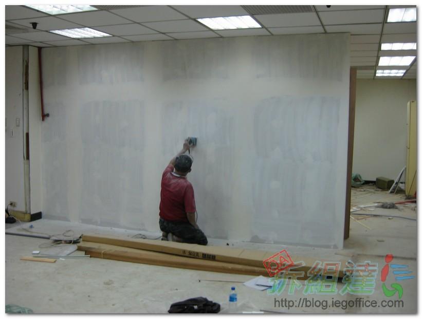 辦公室裝修-輕隔間工程