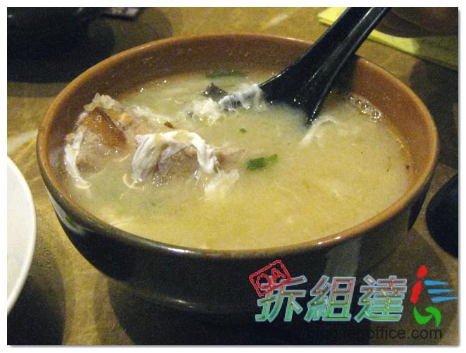 金泰食堂,味噌湯