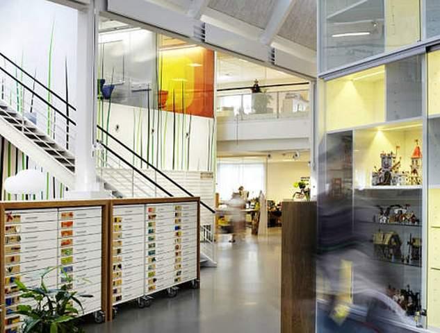 樂高辦公室