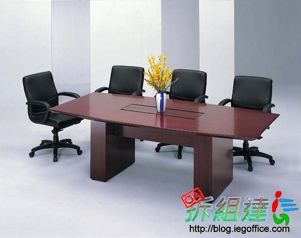 OA辦公家具-木製會議桌