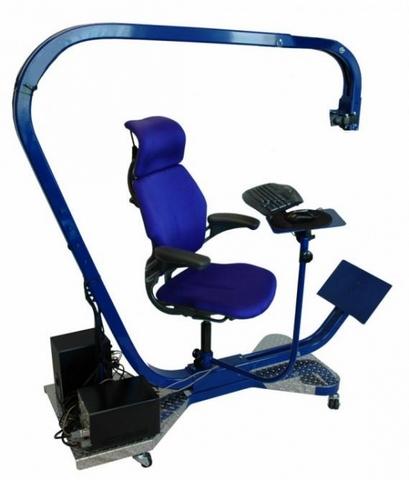 MYPCE - very ergonomic workstation