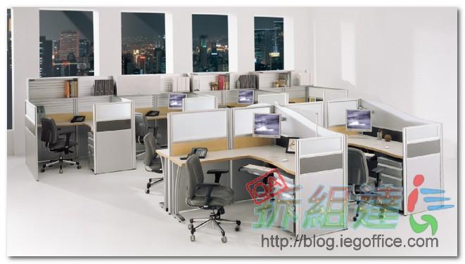 辦公家具-E.E.S.辦公屏風