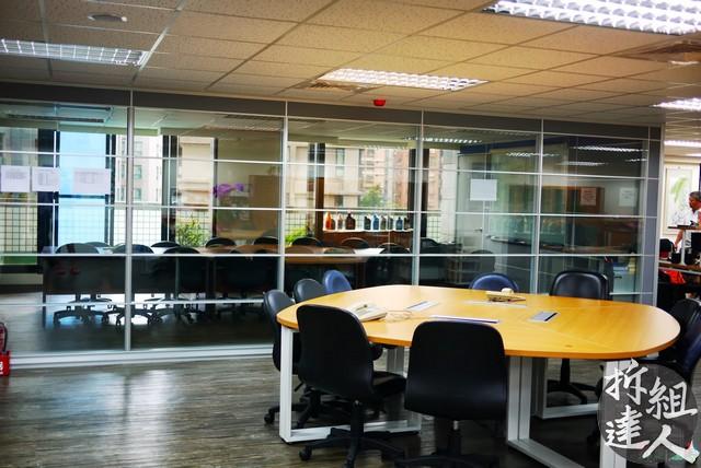 辦公家具,OTTO獨立桌,高隔間