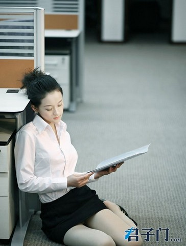 辦公室美女