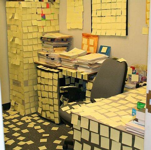 惡搞辦公室