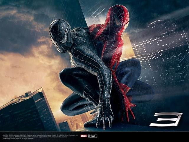 蜘蛛人-能力越大責任越大