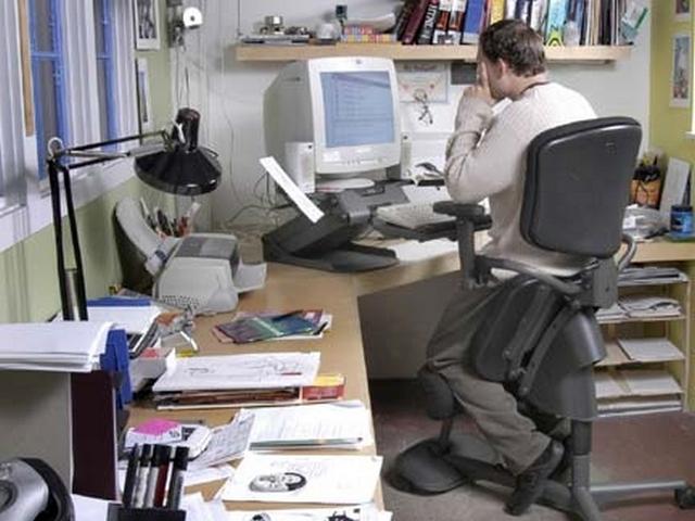 辦公家具,站立式辦公椅