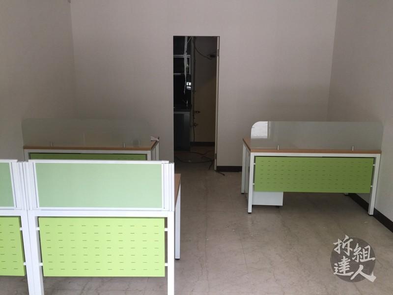 獨立桌,高隔間