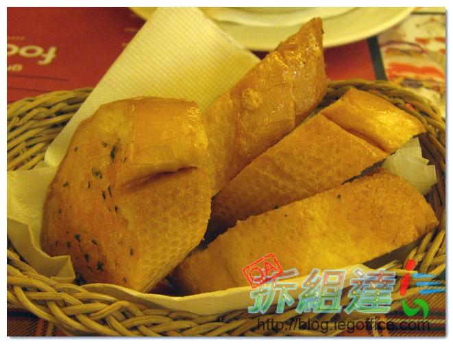 法國香蒜麵包