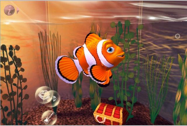 魚兒魚兒水中游