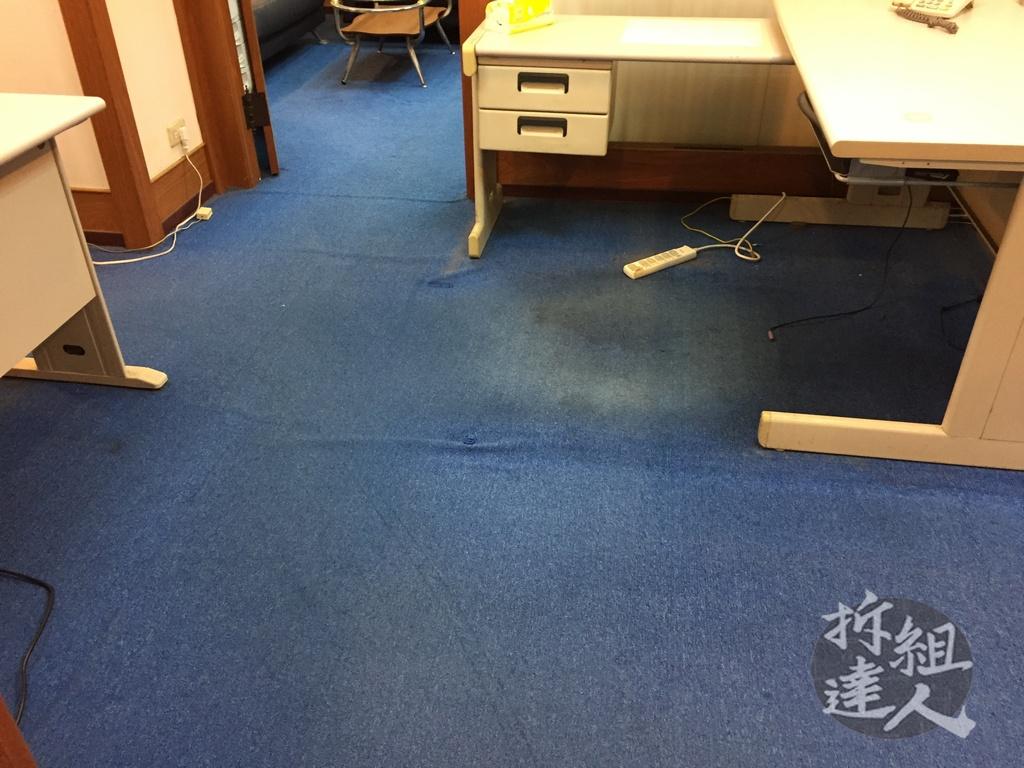 辦公室裝潢,舊辦公室