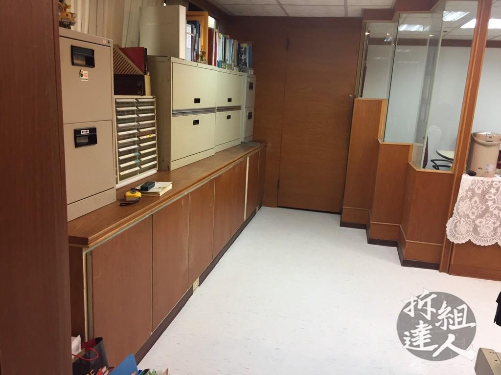 辦公室裝潢,塑膠地板