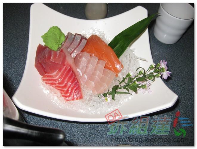 日不落食堂-生魚片