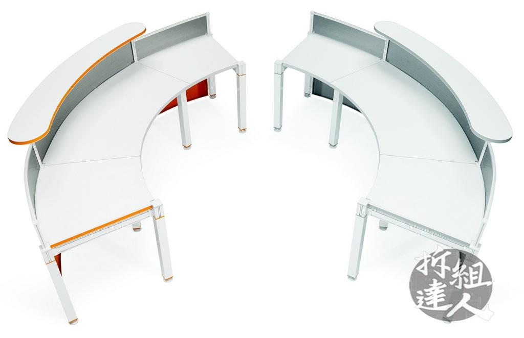 獨立桌櫃檯